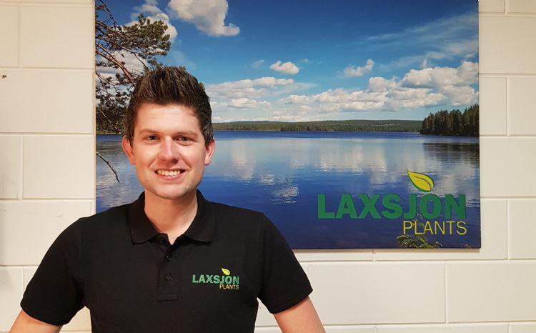 Evert Jansen - Laxsjon Plants