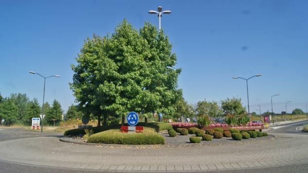 Wonderbaar Inzending Mooiste Rotonde: Van Sleeuwen Hoveniers NH-85