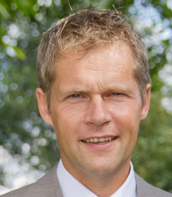 Gert-Jan van Zetten van Zetten groenbedrijf