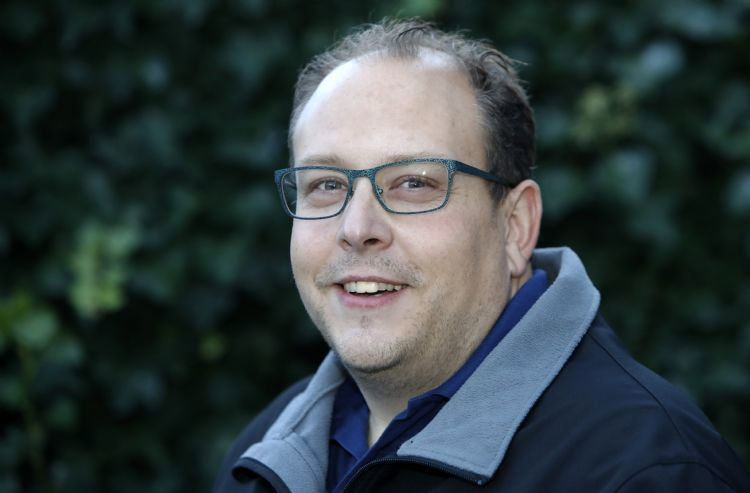 Hovenier Alex van Zon van Haantje Hoveniers