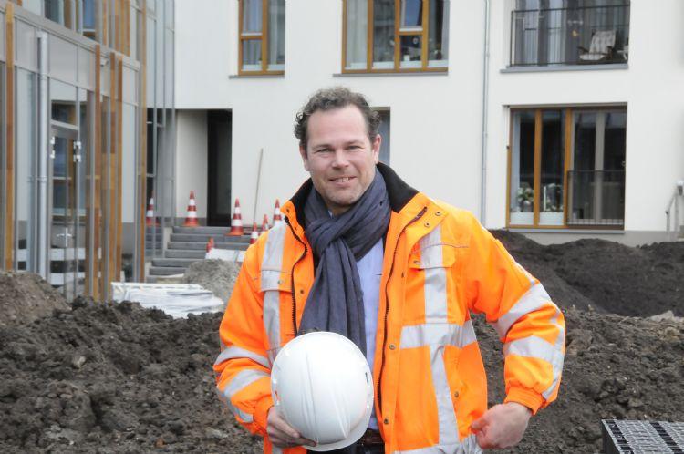 Erik Punt, algemeen directeur De Eijk Groep