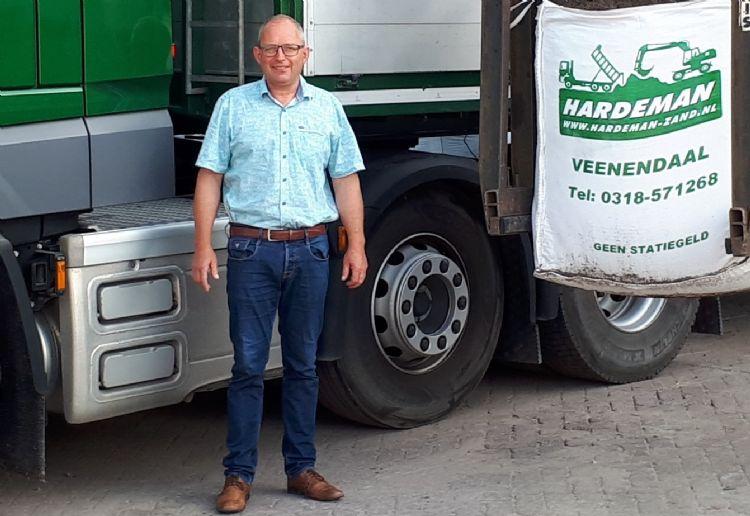 Gijs Hardeman ziet wel een toekomst in olivijn
