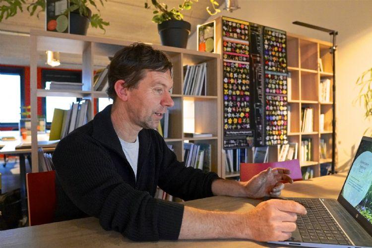 Plantenkenner Cor Bras verzorgt op 27 januari de eerste lezing
