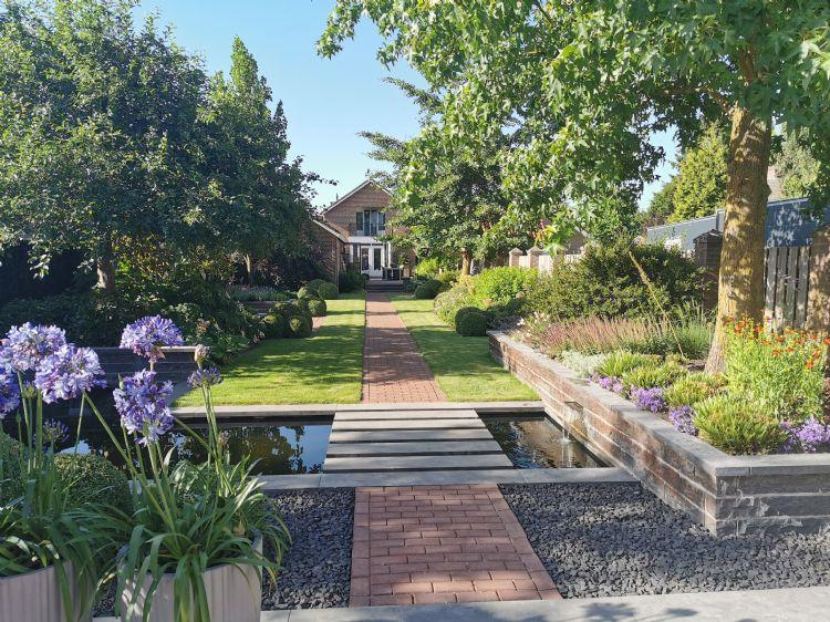 De genomineerde tuin van GroenXpert