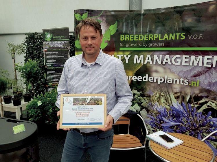 Ronald Laman, Breederplants